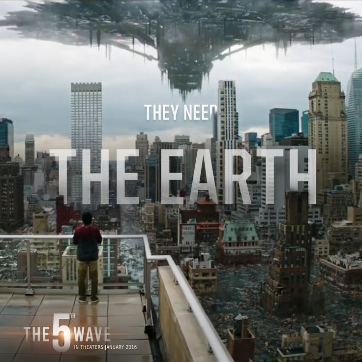 They need the earth. We won't let them take it. | The 5th Wave in theaters Jan 22, 2016 #5thWaveMovie