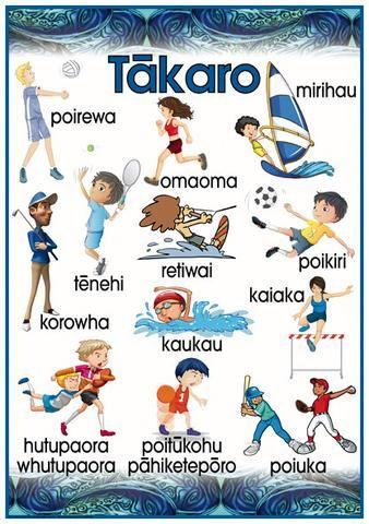Māori Sports