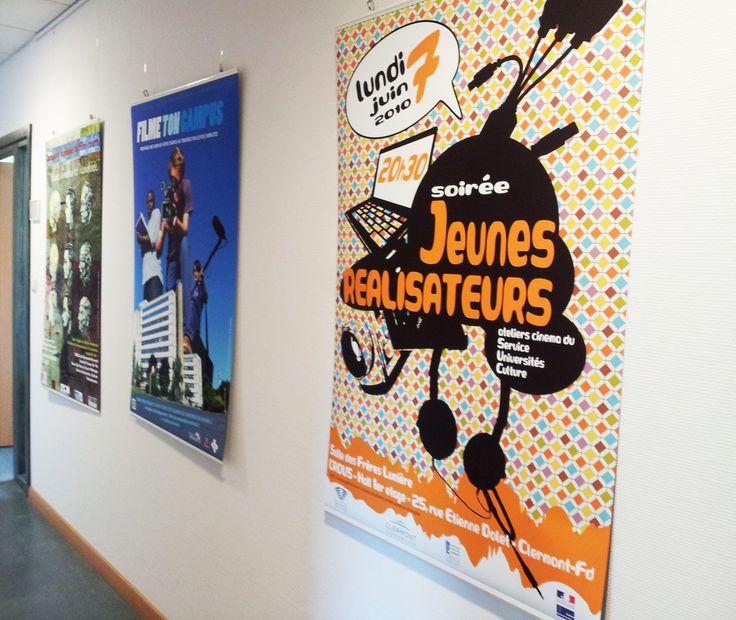 """Exposition """"ECRAN / ECRANS"""" à l'IUT de Mulhouse"""
