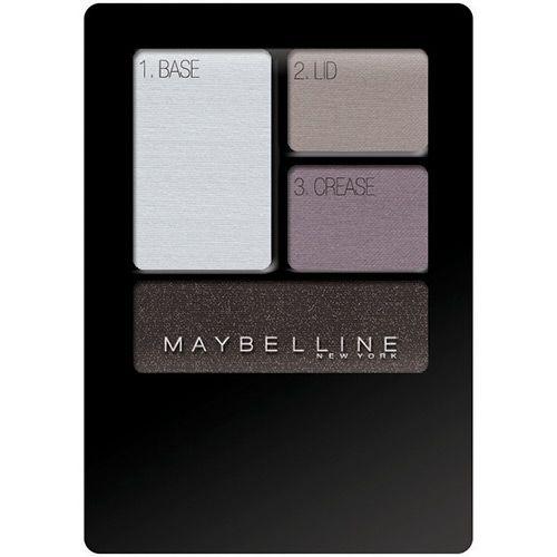Estojo de Sombras Quad Expert Wear 4 cores Charcoal Smokes - Maybelline