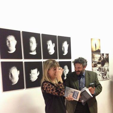 Scusate per il disturbo alla ATB Art Gallery di Torino