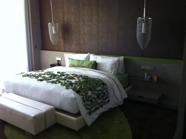 W hotel in Bali, Indonesia