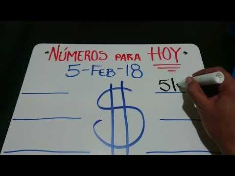 NÚMEROS PARA HOY 14/10/17 DE OCTUBRE PARA TODAS LAS LOTERÍAS..!! REALMENTE REALES...!!!MUY FUERTES.! - YouTube
