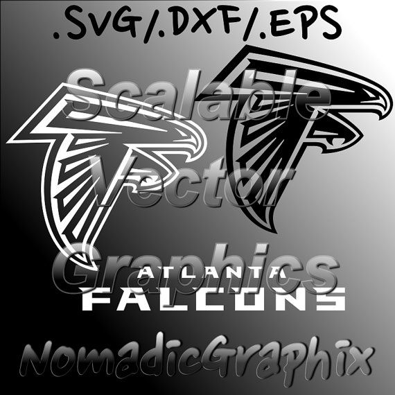 haircut coupons atlanta atlanta falcons with logotype vector cut by 6215