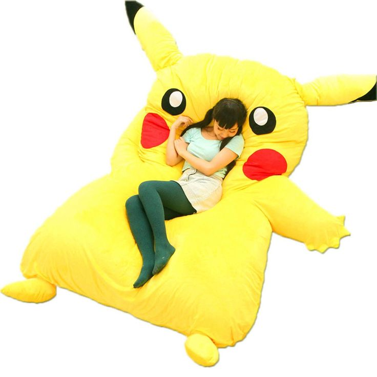 LIMITED EDITION Pikachu Bed