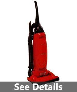 Panasonic MC- UG471 Bag Upright Vacuum Cleaner - Corded