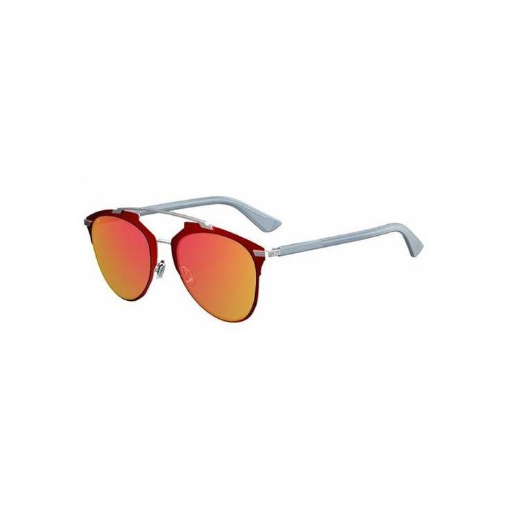 Gafas de Sol DIOR REFLECTED Red Light Blue Red Orange. Envío gratis