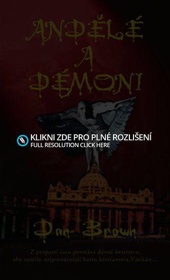 Dan Brown - Andělé a démoni | Popelčiny knížky
