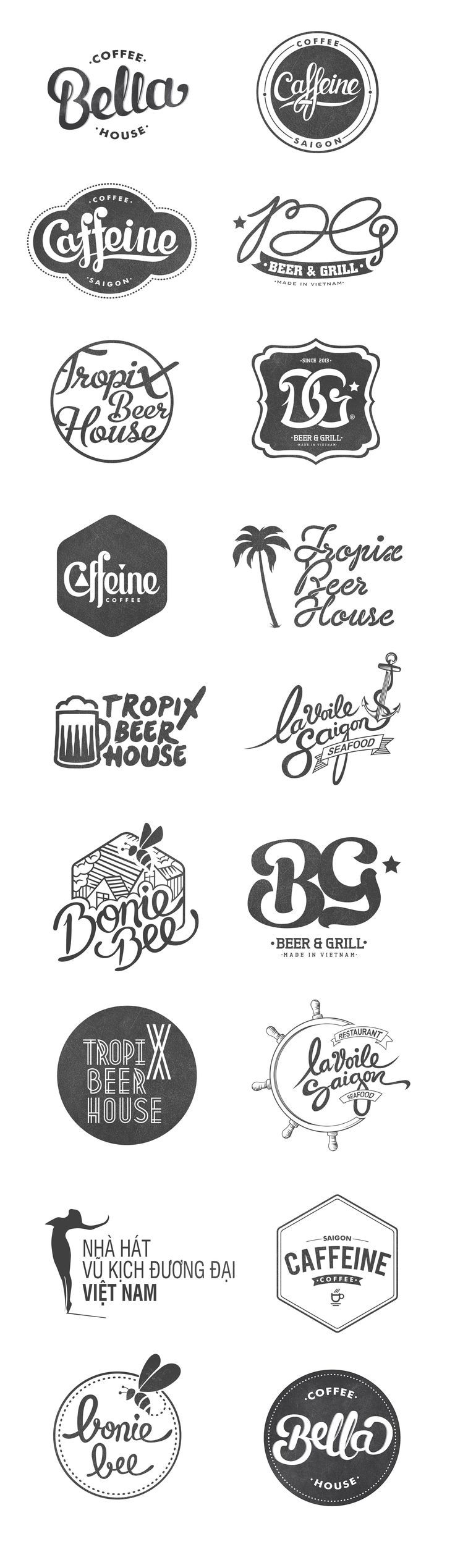 Logo Design Inspiration - 10