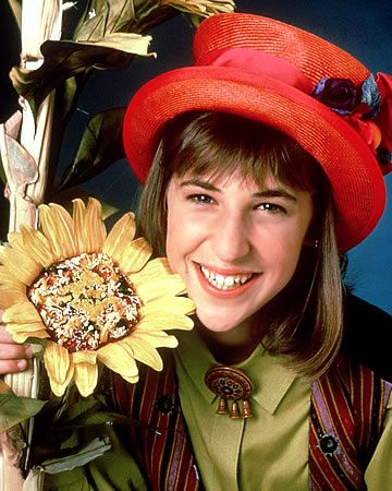 """Mayim Bialik from """"The Big Bang Theory"""" starred in the '90s television show """"Blossom""""."""
