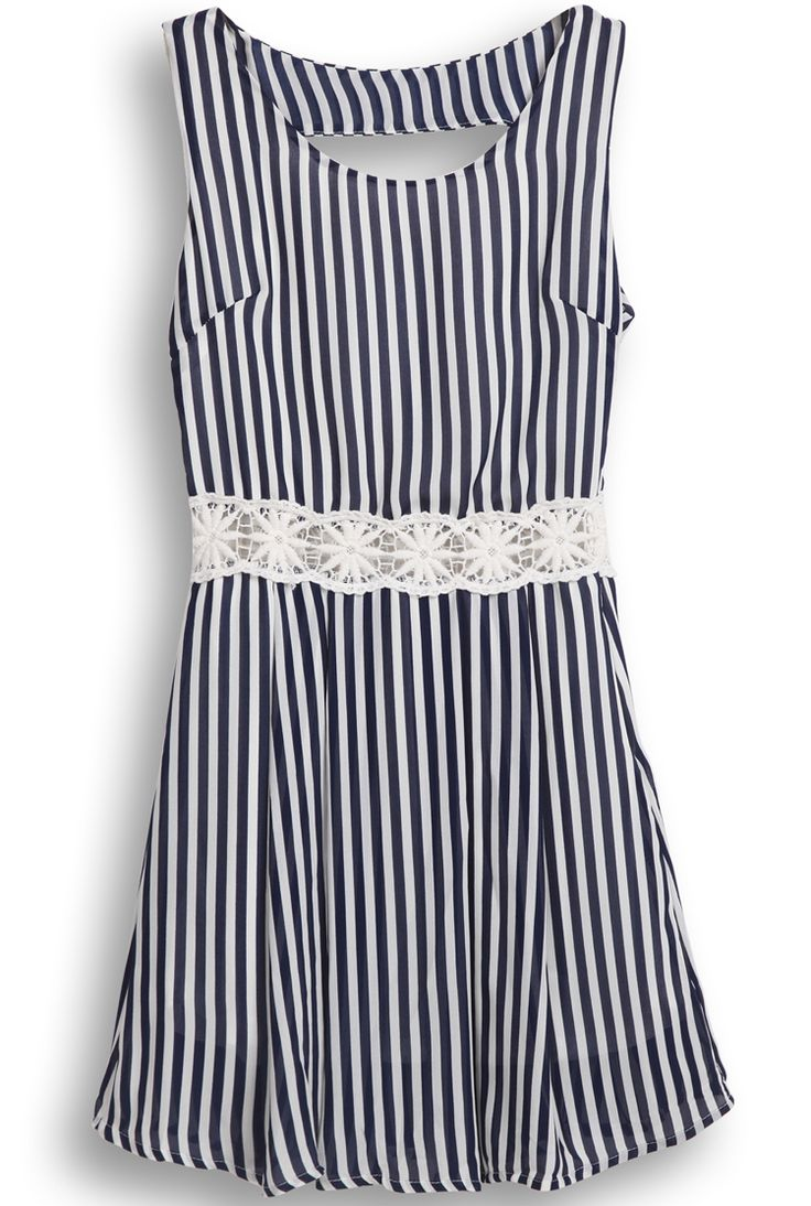 1000 images about black and white vertical striped dress