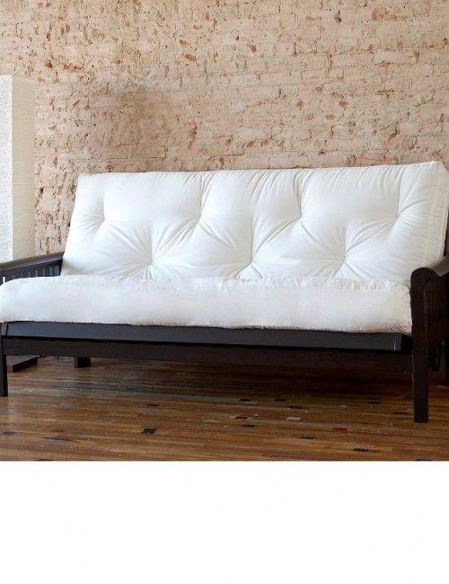 Comfortable futon queen size
