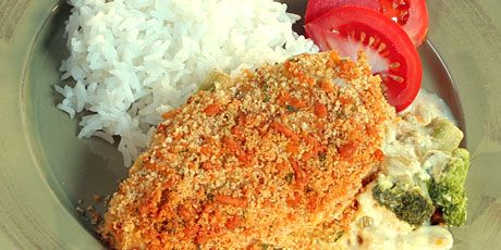 Chicken Divan with Rice Recipes | Food Network Canada
