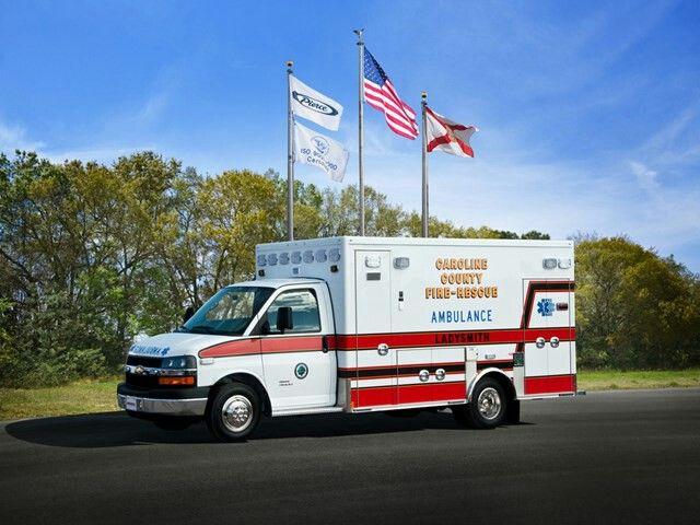 Caroline County,Va Rescue Squad