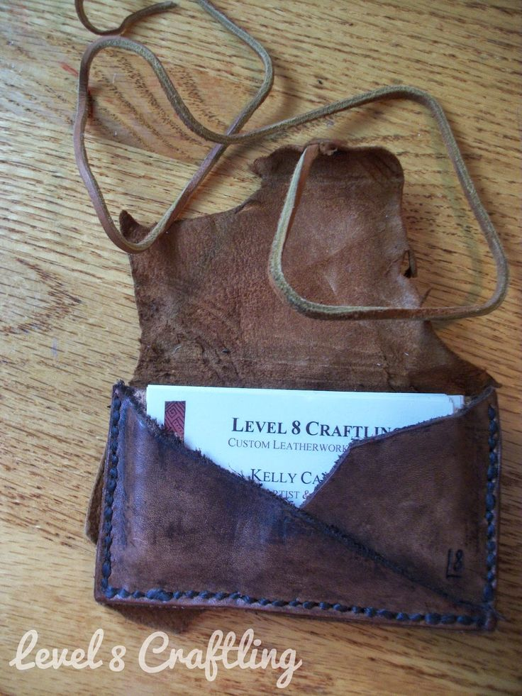 The 25+ best Leather business card holder ideas on Pinterest ...