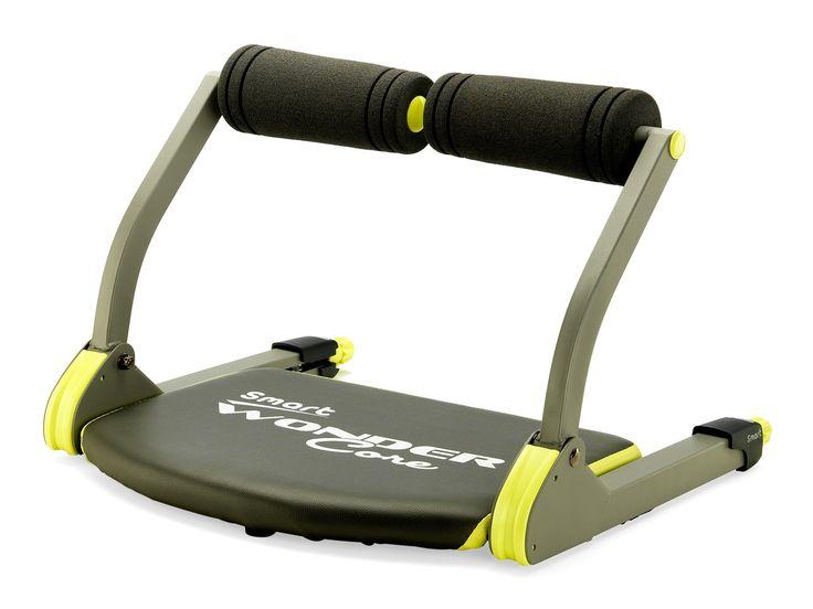 Posilnite brušné svalstvo jednoduchším spôsobom s revolučným posilňovačom, ktorý sa zameria na všetky svaly telesného jadra ako laser. Dôkladne precvičte horné, stredné, dolné aj bočné brušné svalstvo a dosiahnite výsledky, ktoré by ste pri vykonávaní klasických sed-ľahov nikdy nedosiahli. Wonder Core núti Vaše svaly pracovať o 100 % viac, a tak Vám pomôže vybudovať pevné a vyrysované brušné svaly zábavným a jednoduchým spôsobom.  Prečítajte si recenziu tu.