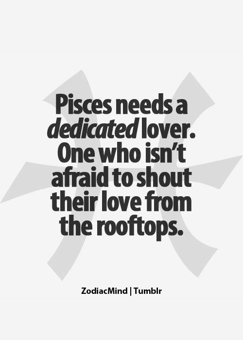 pisces man relationship needs