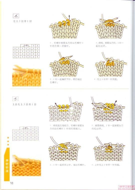 knitting chart tutorial