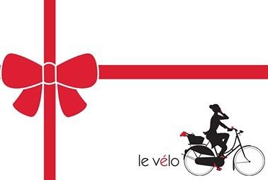 We understand your dilemma.   You want to give bicycle accessories that are as unique and modern as they are stylish but it's hard to guess what style of bag or pannier they want.  Give the gift of choice with a Le Vélo Gift Card this holiday season. And while you're at it give one for yourself we know it's on your wish list.  Le Vélo Vitoria gift cards are always available and make the perfect gift!  Its never been easier to give the gift of choice this holiday season.  Click the link in…