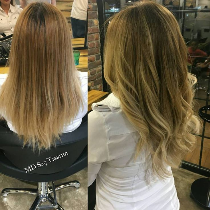 Ombre asla modası geçmeyecek saç renklerinden biri ve mutlaka siz de denemelisiniz! *Bu sezon ombreler daha doğal, daha sade. Uçlardaki açık renk ve diplerdeki koyu renk arasında keskin bir ayrım yerine natürel dokunuşlar var.. #izmir #kuaför #mdsaçtasarım #ombre #exclusivesalon #hair #hairstyles #hairstyle #hairdresser #haircolor #newhair #newcolor #sacmodelleri #instahair #instalove #lovehair #makeup #hairofinstagram #new #me @mdmetindemir