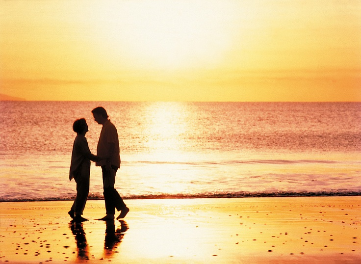 Blacks Beach, Mackay #sunset #couple #beach