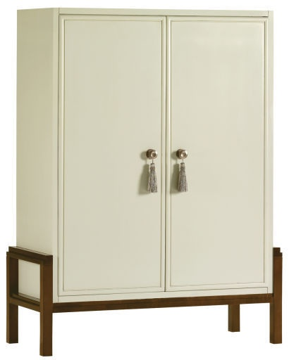 Armoire designed by Laura Kirar