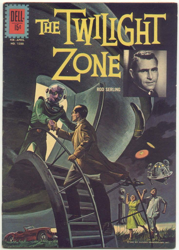 The Twilight Zone / know them all by heart