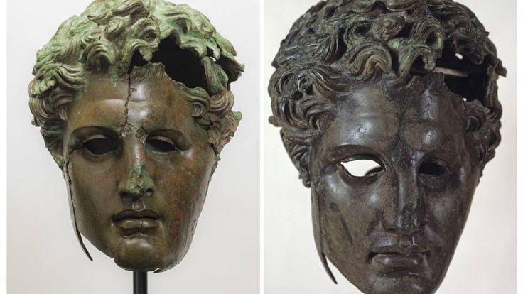 El Prado recupera un bronce helenístico del sucesor de Alejandro Magno | Cultura | EL PAÍS