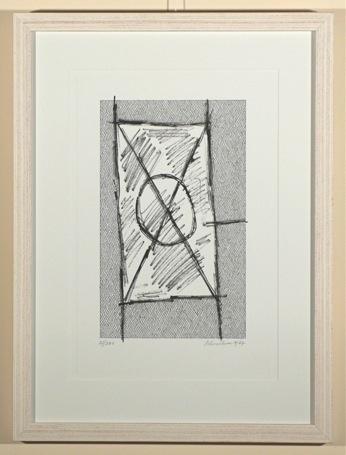 Gallery Bigorna Contemporary & Modern Art: Jan Schoonhoven