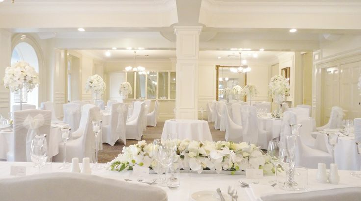 #Whitewedding #whiteflowers - Ayers House, Adelaide