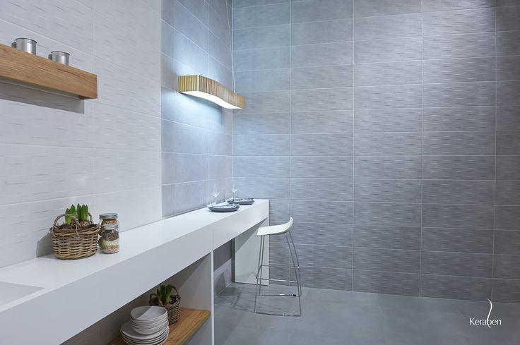 #WelcomeToValencia #Keraben #Cevisama17 #Kitchen #Cuisine #Design #Tiles #Cerámica #Interiorismo