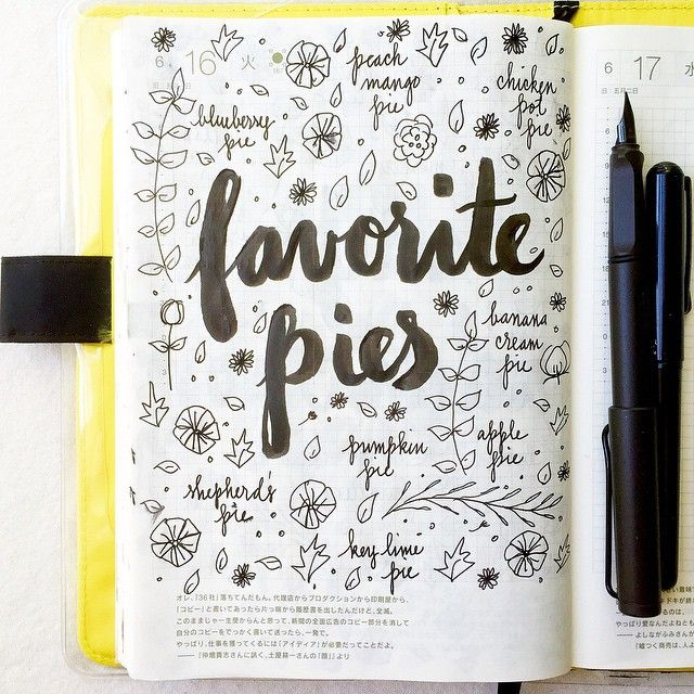 What are some of your favorite pies?  IG:@pepperandtwine