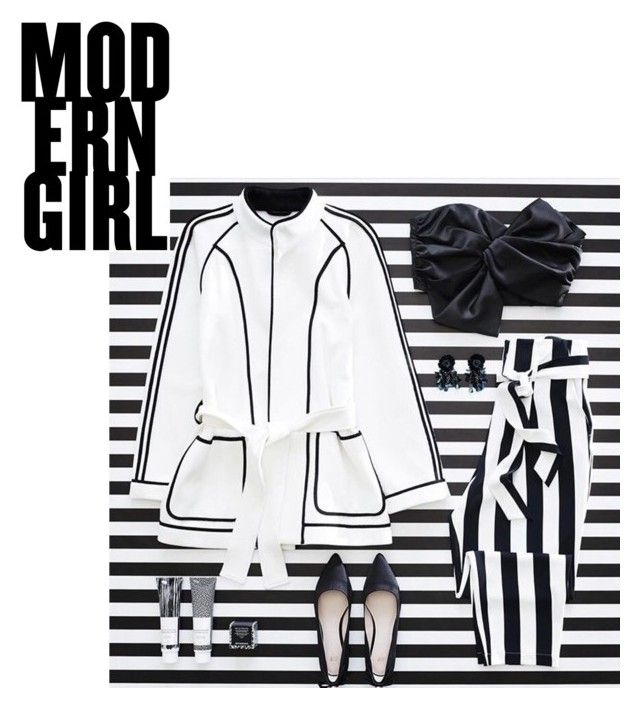 """""""Modern girl by H&M"""" by eva-dato on Polyvore featuring moda, DATO y modern"""