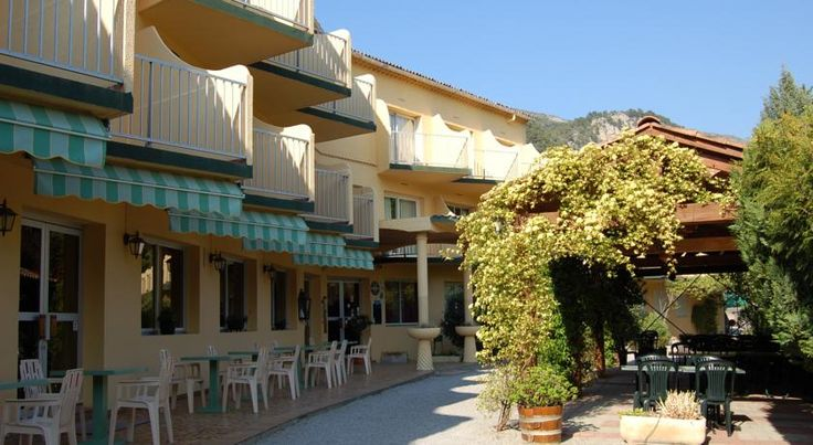 Sous l'Olivier Buis-les-Baronnies Located at the foot of the Mont-Ventoux, Sous l'Olivier is a hotel located in the typical Provençal village Buis-les-Baronnies, which is surrounded by lavender, thyme, rosemary, limes and olive-trees.
