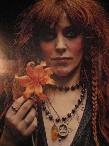 Vali Myers, the witch of Positano | Rocaille – A Blog about Decadence, Kitsch and Godliness