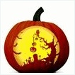 Free Halloween Pumpkin Carving Patterns, Templates and Printable Stencils and Photo Gallery of Carved Pumpkins