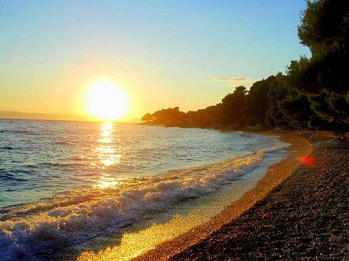 sonicka.j / Západ slnka na pláži