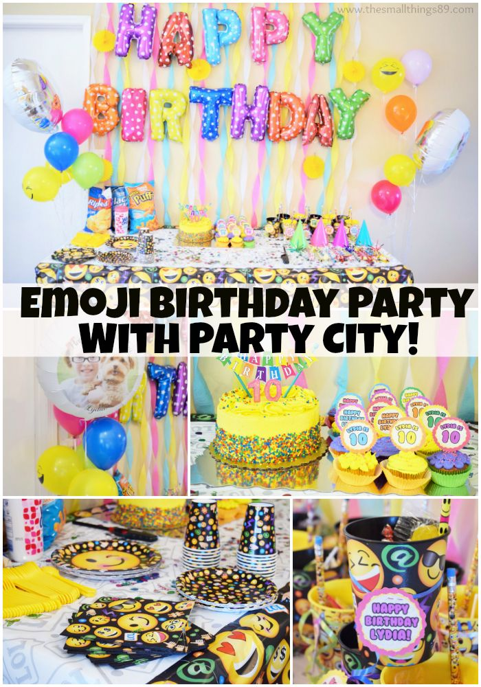17 Best Images About Emoji Bday Ideas On Pinterest