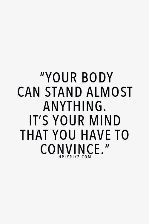 In de fitness/voeding/gezondheid wereld hoor je vaak voorbij komen dat je vooral moet luisteren naar je lichaam. Honger, pijn bij sporten, etc. Maar aan de andere kant zijn er weer evenveel…