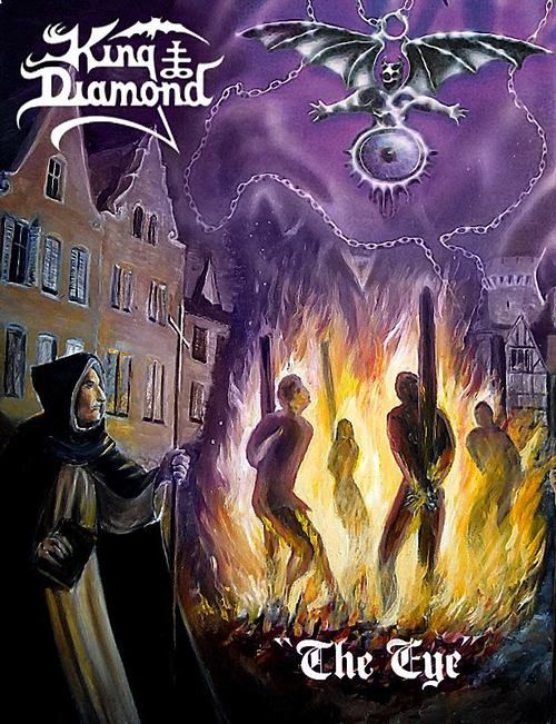 "King Diamond ""The Eye"""