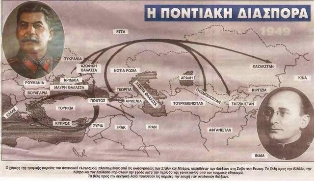Η ΦΩΝΗ ΤΗΣ ΕΛΕΥΘΕΡΙΑΣ: 25.000 Έλληνες έστειλε ο Στάλιν και η ΕΣΣΔ να πεθά...