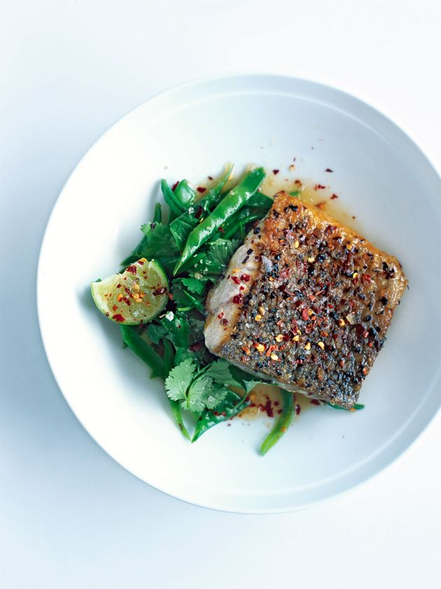 Thai style sweet and sour barramundi Donna Hay - Recipes