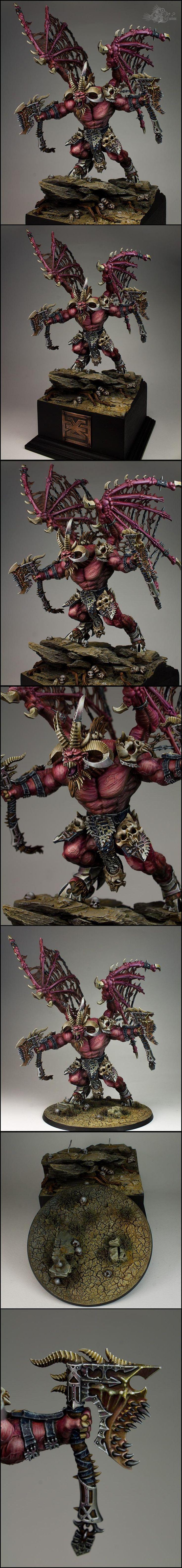 Chaos, Daemon Prince, Daemons, Greated Deamon