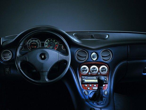 Maserati 3200 GT (1998-2001) Interior