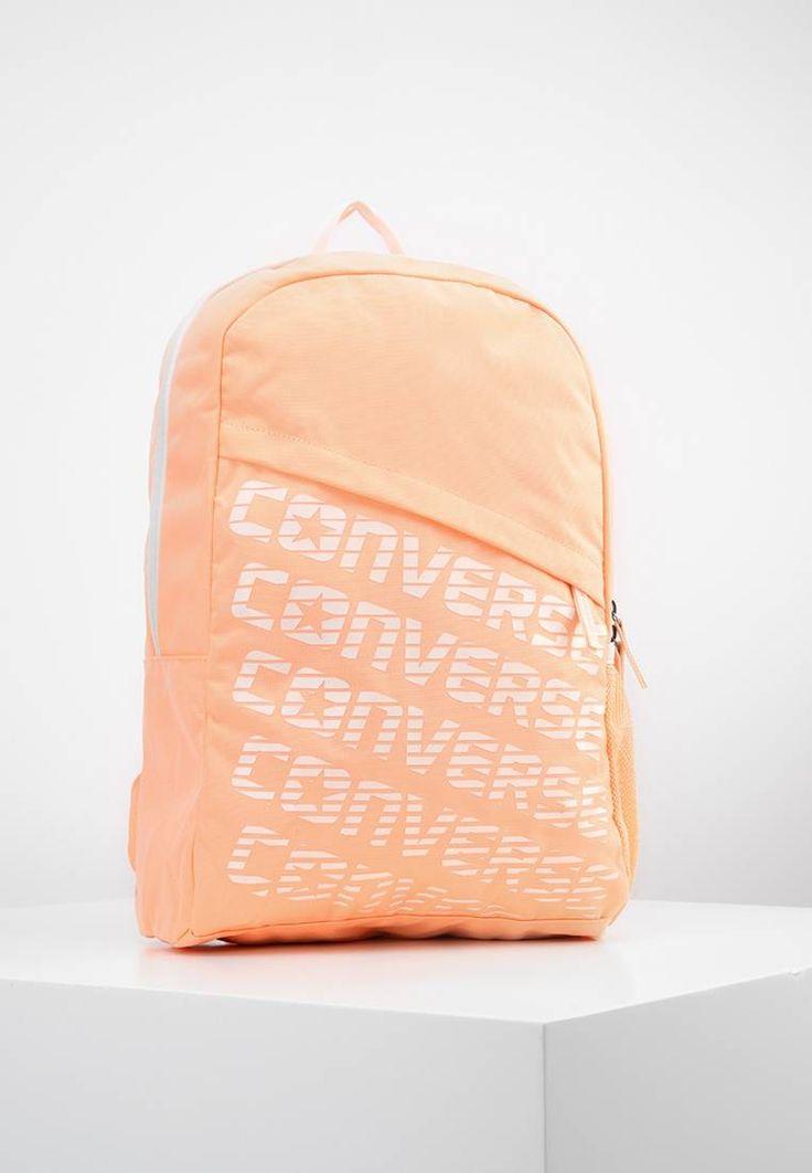 Converse. Mochila - sunset glow/barely orange. Compartimentos:compartimento para portátil,bolsillo para teléfono móvil. Estampado:estampado. Forro:poliéster. Altura:45 cm (talla One Size). Largo:37 cm (talla One Size). Ancho:13 cm (talla One Si...