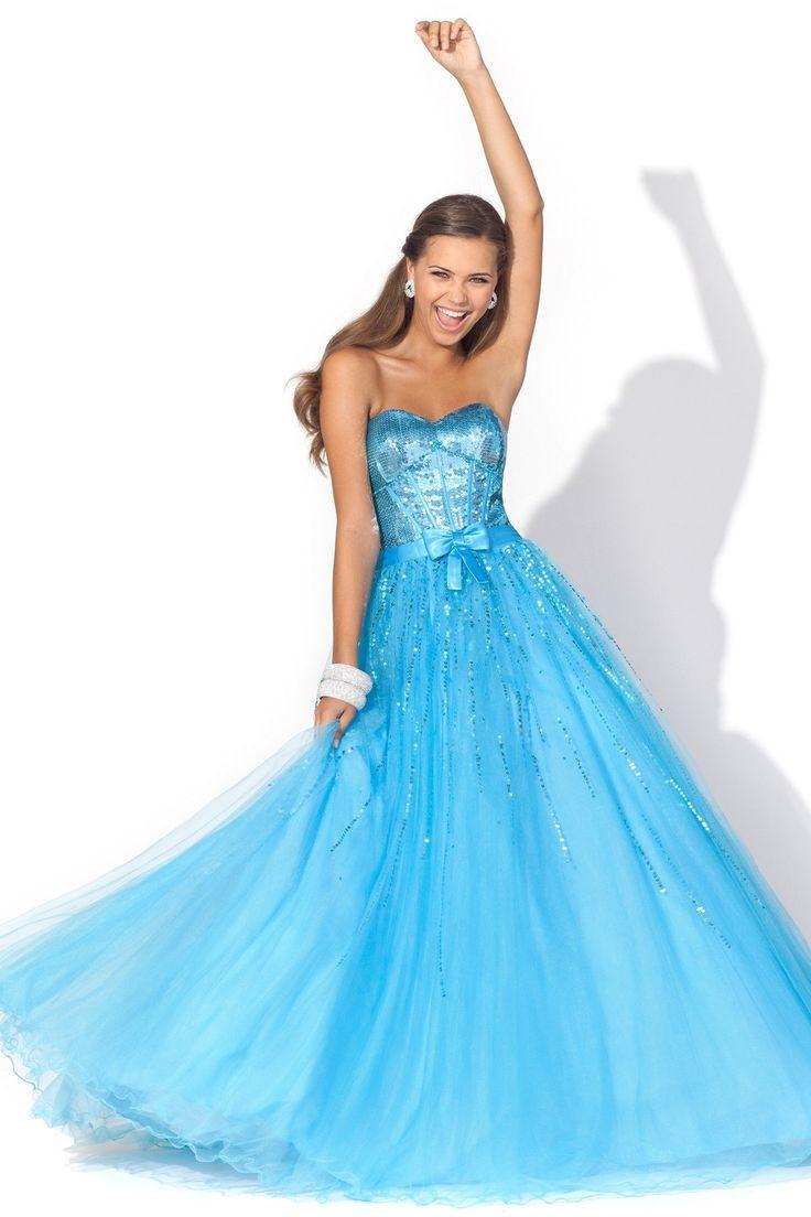 106 best Dresses images on Pinterest   Prom dresses, Formal prom ...