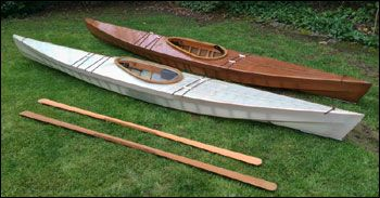 Brian Schulz's F1 Kayaks for sale...