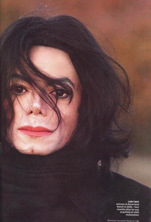 100+ Rare and Beautiful Photos of Michael