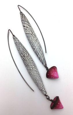 Kathleen Dustin: #polymer #jewelry