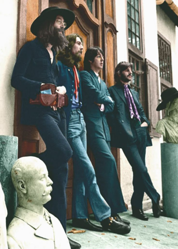 The Beatles, 22 Aug. 1969                                                       …